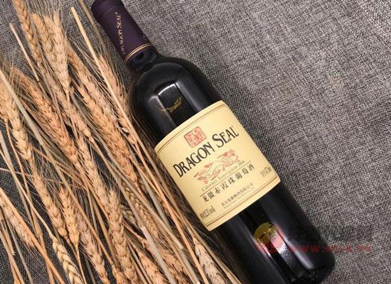 龙徽葡萄酒价格表,龙徽葡萄酒价格大全