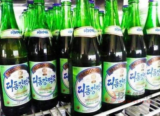 """大同江啤酒好喝嗎,朝鮮啤酒的""""扛把子"""""""