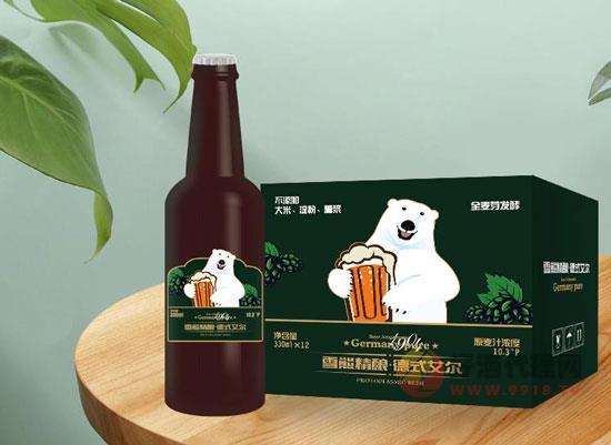 雪熊啤酒好喝嗎,雪熊啤酒有什么特點