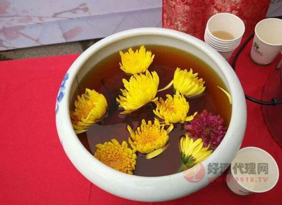 菊花酒的制作方法,详细的制作方法教学