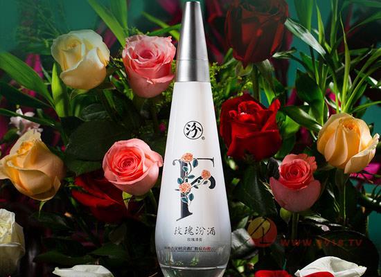 28度F玫瑰汾酒的特點是什么,一口入魂,心情盛開