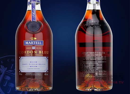 馬爹利藍帶特醇白蘭地怎么樣,用美味塑造經典