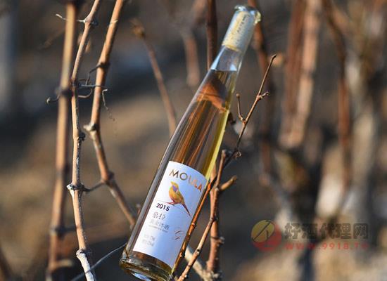 慕拉黃金冰谷白葡萄酒價格怎么樣,雙支禮盒裝多少錢