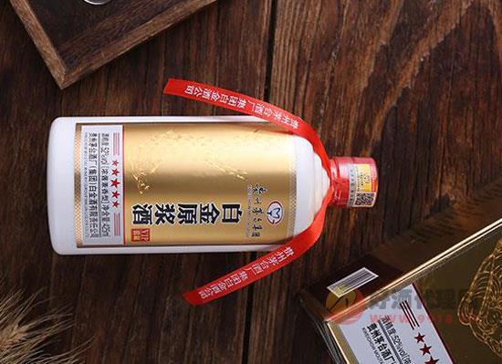 白金vip用酒多少錢一瓶,價格怎么樣