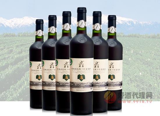 莫高有机赤霞珠干红葡萄酒价格怎么样,一箱多少钱