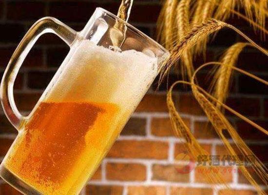 喝啤酒的好處和壞處,分別有哪些