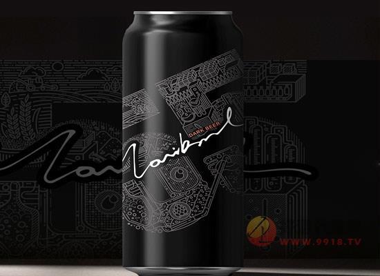 """雪花拉維邦黑啤酒,清爽美味,擁有順滑""""奶油肌"""""""