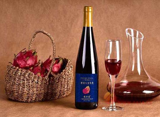 火龙果可以酿酒吗,火龙果酒的功效有哪些