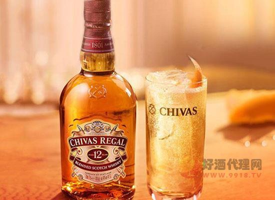 芝华士12年苏格兰威士忌价格,多少钱一瓶