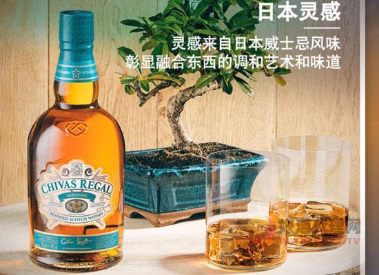 芝華士日式水楢調和威士忌價格貴嗎,一瓶多少錢