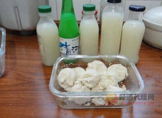 糯米酒的酿制方法,糯米酒怎么酿