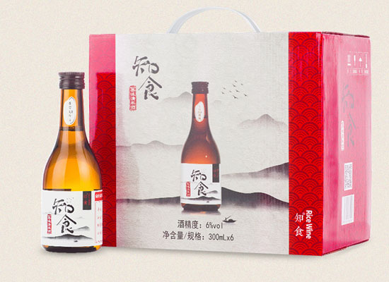 知食养味清米酒的特点是什么,好喝吗