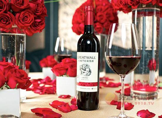 長城葡萄酒哪個系列好喝,長城經典系列怎么樣