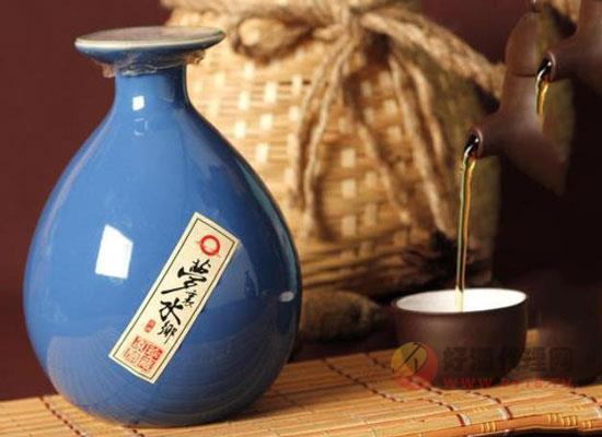 绍兴老酒的历史起源,绍兴老酒的制作工艺