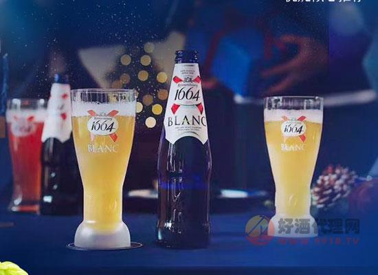 凯旋1664哪个好喝,1664白啤酒怎么样