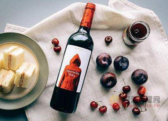 小紅帽紅酒怎么樣,不一樣的葡萄酒