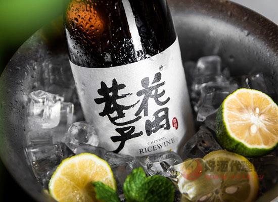 花田巷子桂花米酒好喝嗎,微醺主義,溫潤抵心