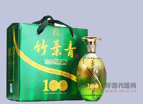 竹叶青酒的特点是什么,38度健康白酒适合送礼吗