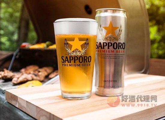 札幌啤酒多少度,喝起來口感怎么樣