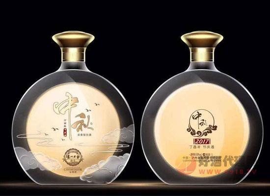 中秋节送什么酒给长辈好,一款为中秋节化身的酒请您接收