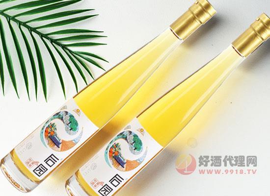 四川小眾果酒有哪些,后園黃果柑發酵酒你值得擁有