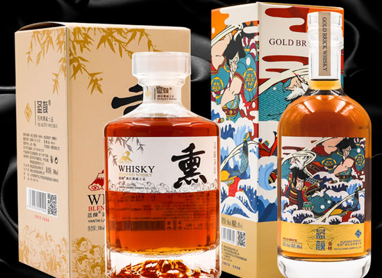 藍顏酒莊經典熏威士忌,日式美酒,原汁原味