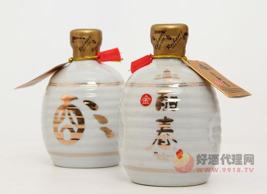 塔牌金麗春黃酒屬于幾年酒,十年陳釀,自然濃香