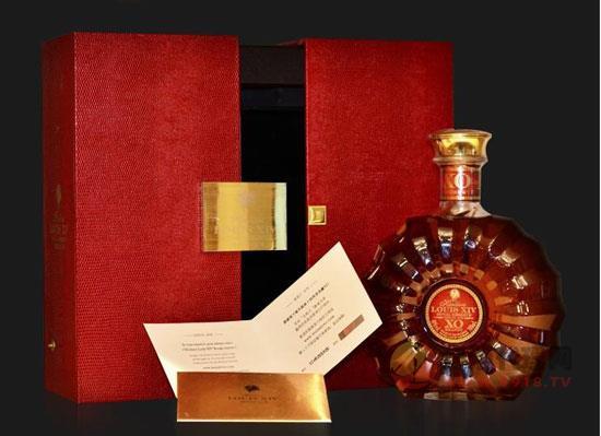 路易十四酒多少钱,价格贵不贵