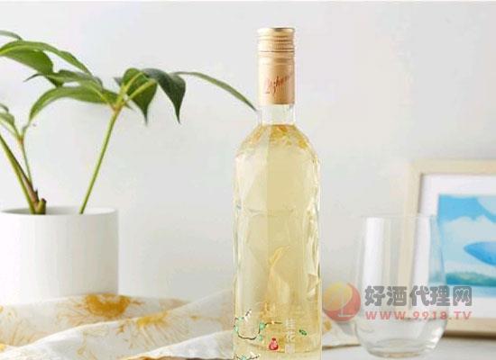 青島七株梅桂花酒的特點是什么,網紅聚會少女酒