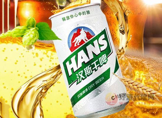 漢斯干啤多少錢一瓶,價格怎么樣