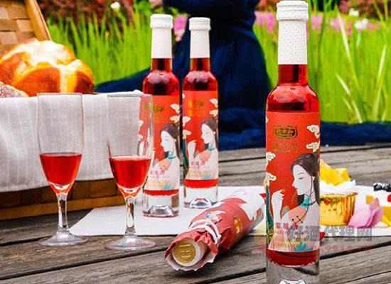 致中和草莓酒的特點是什么,女士的暖心小酒
