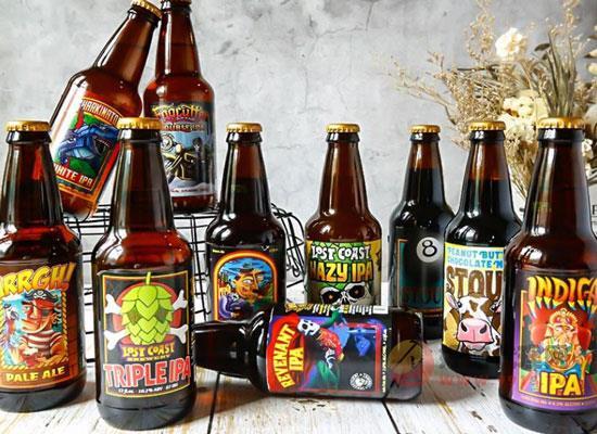 迷失海岸啤酒有多少种,哪个更好喝