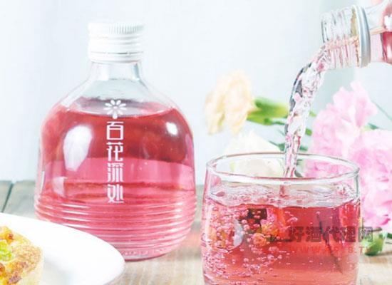 百花深處櫻花酒怎么樣,喝起來口感如何