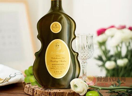 萊茵經典雷司令葡萄酒怎么樣,真正的原裝進口