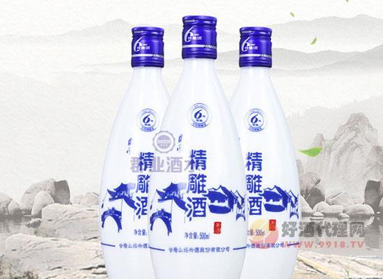 會稽山東風精雕酒的特點是什么,六年陳釀,回味悠長