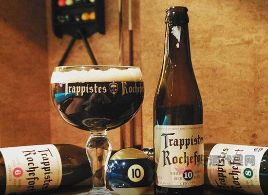 罗斯福10号啤酒,浑厚丰富,让你一口入魂