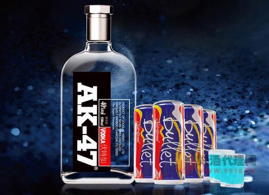 ak47酒属于什么酒,怎么喝口感好