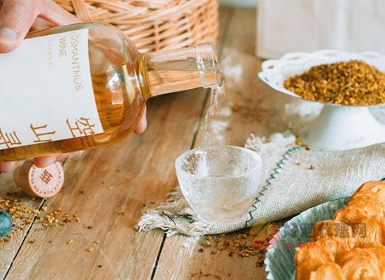 桂花酒是哪里的特產,桂花酒的產地介紹