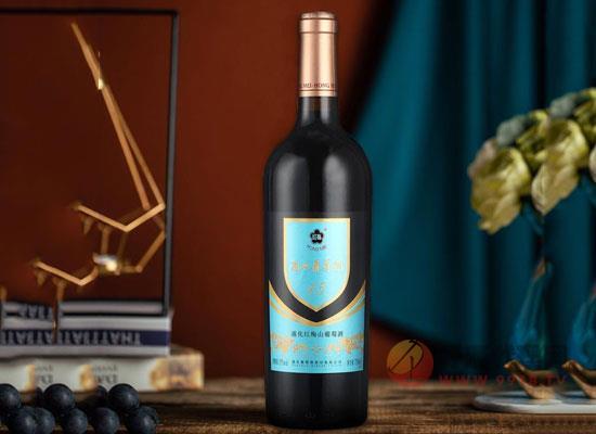 通化葡萄酒價格貴嗎,多少錢一瓶