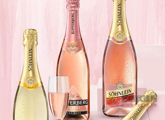 君來桃紅起泡酒好喝嗎,酒水特點有哪些