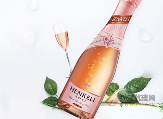 漢凱桃紅起泡酒的特點是什么,讓生活閃耀動人