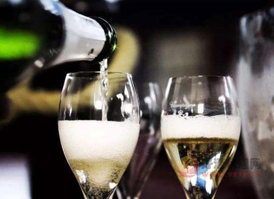 香檳和葡萄酒的區別是什么,哪個更好喝