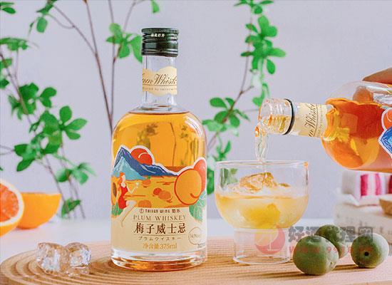 萄乐梅子威士忌的特点是什么,中国人自酿的威士忌