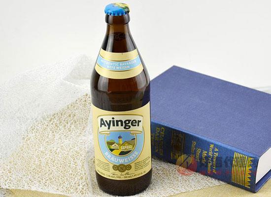 艾英格啤酒价格贵吗,多少钱一瓶
