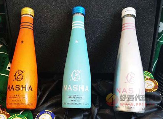 娜沙鸡尾酒的特点是什么,网红小酒,美味佳酿