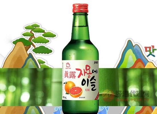 韓國真露燒酒怎么喝,燒酒的正確打開方式是什么