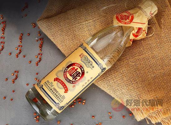 白水杜康是粮食酒吗,喝起来口感怎么样