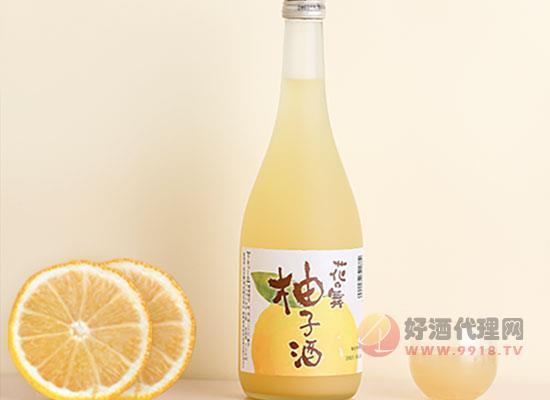 花之舞柚子酒一瓶多少錢,性價比怎么樣