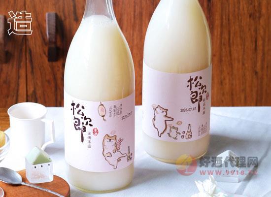 蘇州橋松次郎米露好喝嗎,喝起來口感如何
