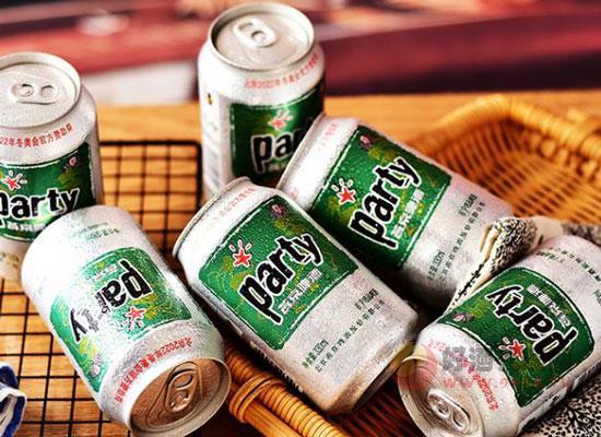 燕京啤酒8度party價格貴嗎,多少錢一瓶